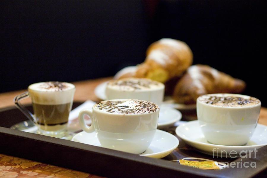 Italian Breakfast Photograph