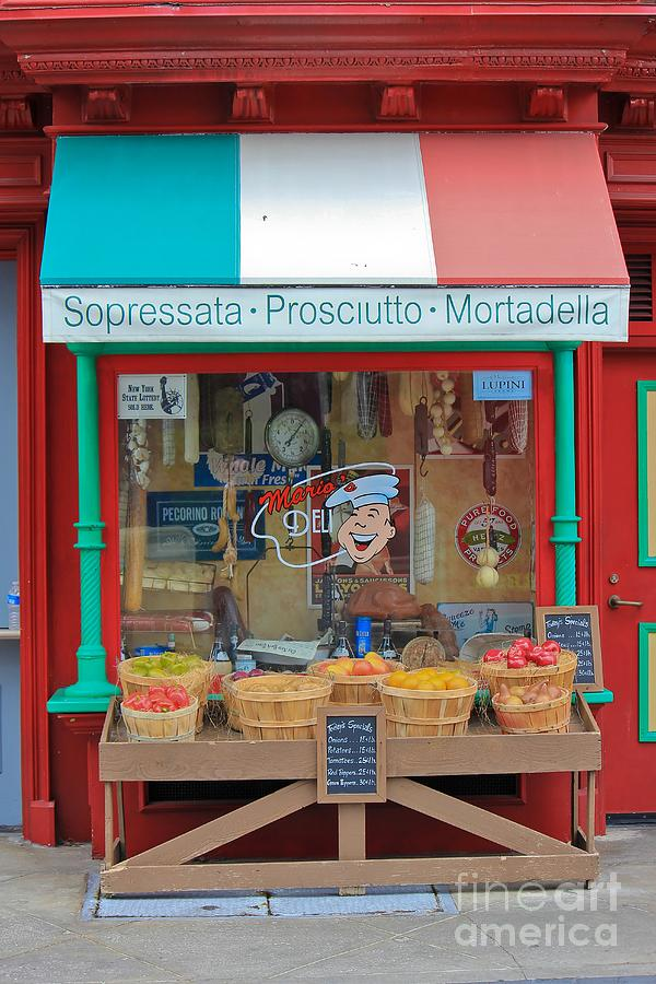 Italy Photograph - Italian by Sophie Vigneault