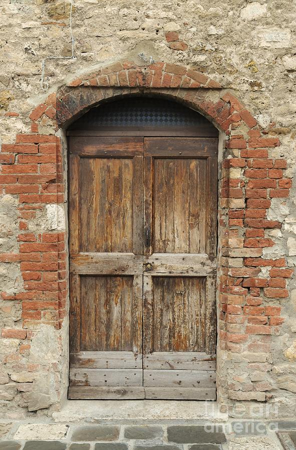 Italy - Door Eleven Photograph