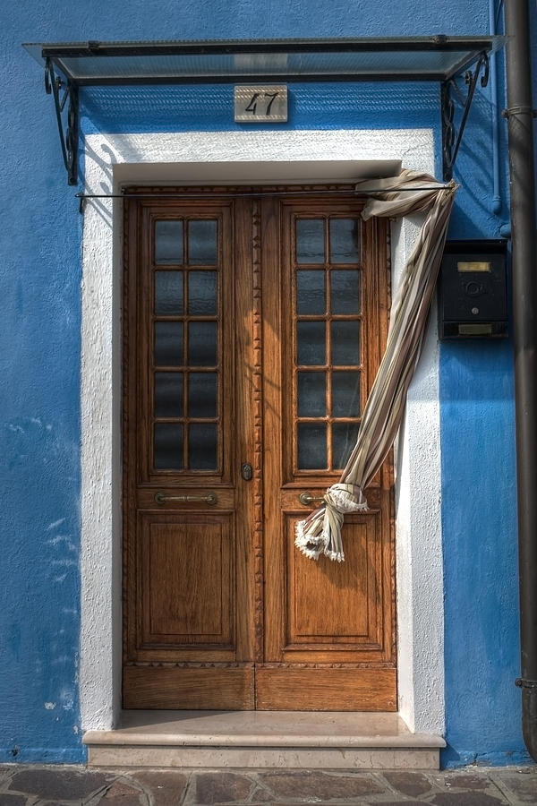 Italy Old Door Photograph  - Italy Old Door Fine Art Print