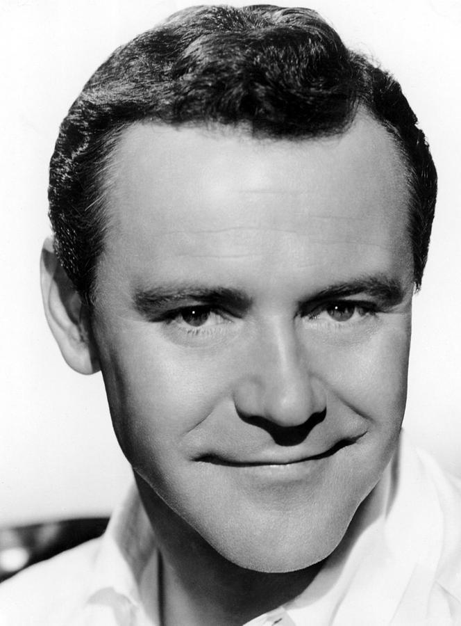 Jack Lemmon, Portrait, 1959 Photograph