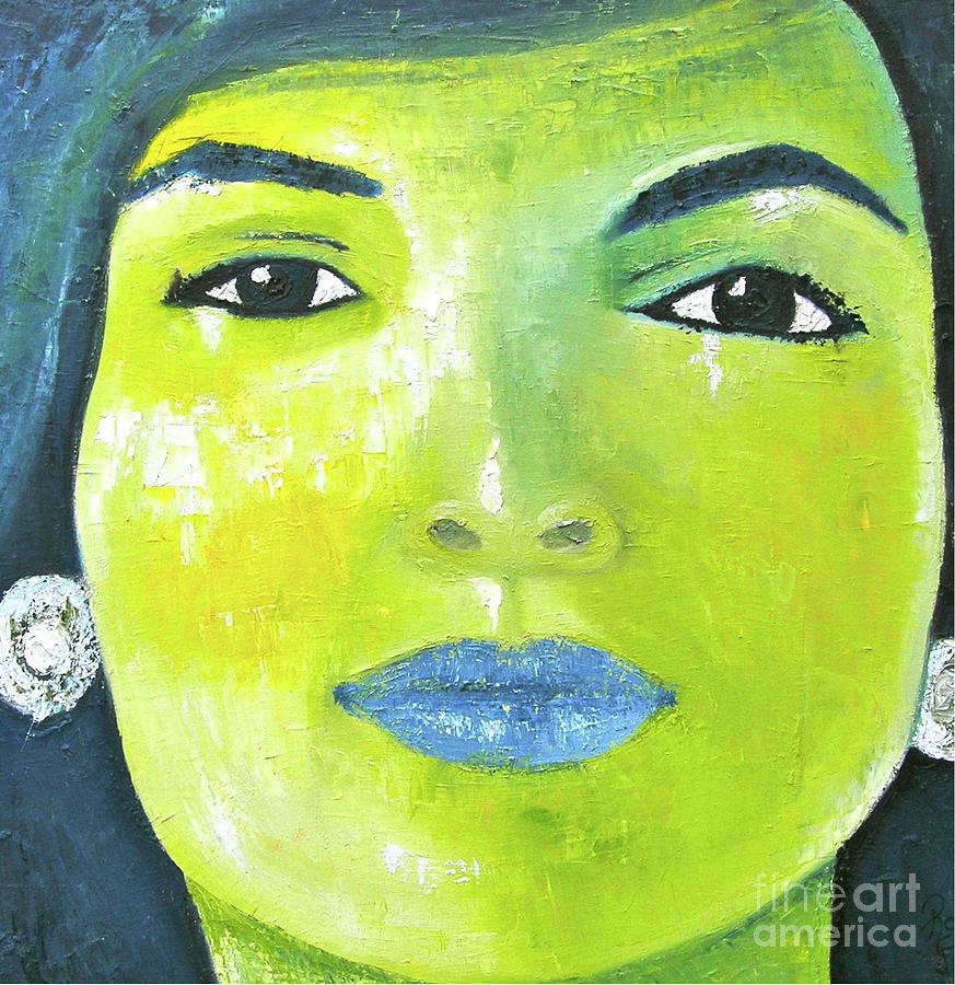 Jackie O Painting