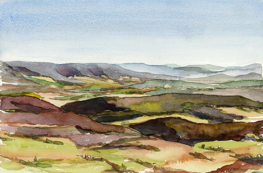 Jacks Mountain View Painting