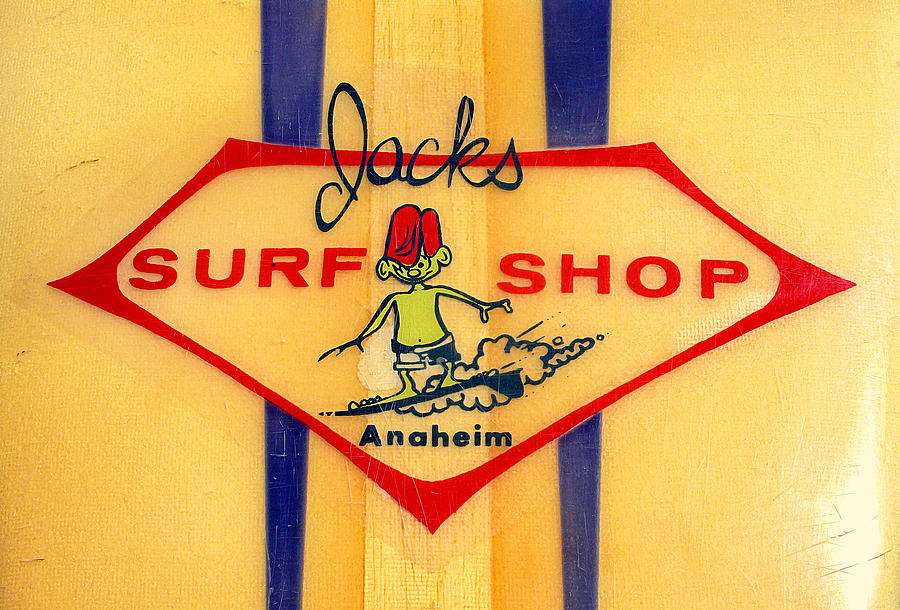 be sure and check out all my vintage surfboards with no reserve. all surfing items are sold as ganjamoney.tk is an original large jacks surf shop surfboards sticker .about 9 inches.. hard one to ganjamoney.tk sticker is a brand new peel and stick sticker.
