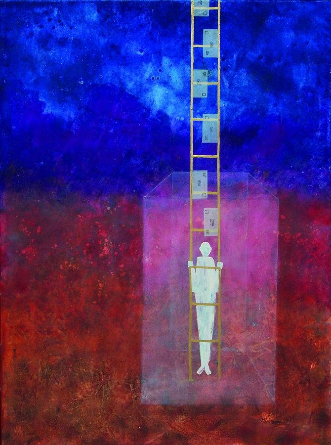 Jacob Everyman Painting