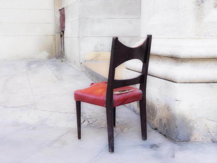 Jacobs Chair Photograph