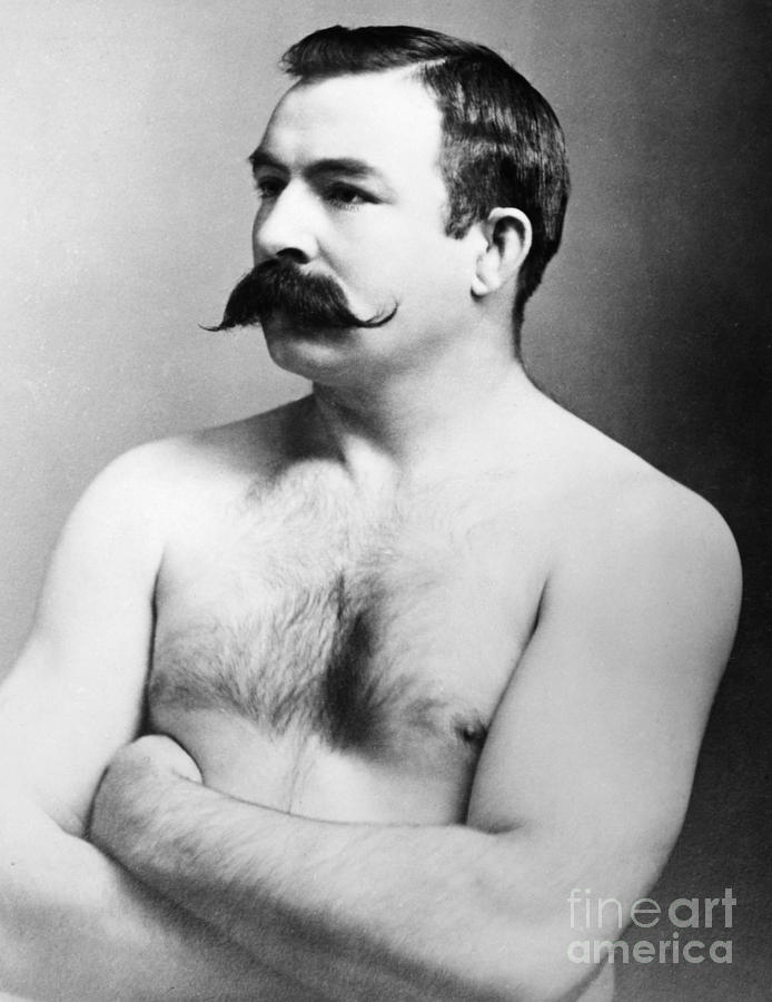Jake Kilrain (1859-1937) Photograph