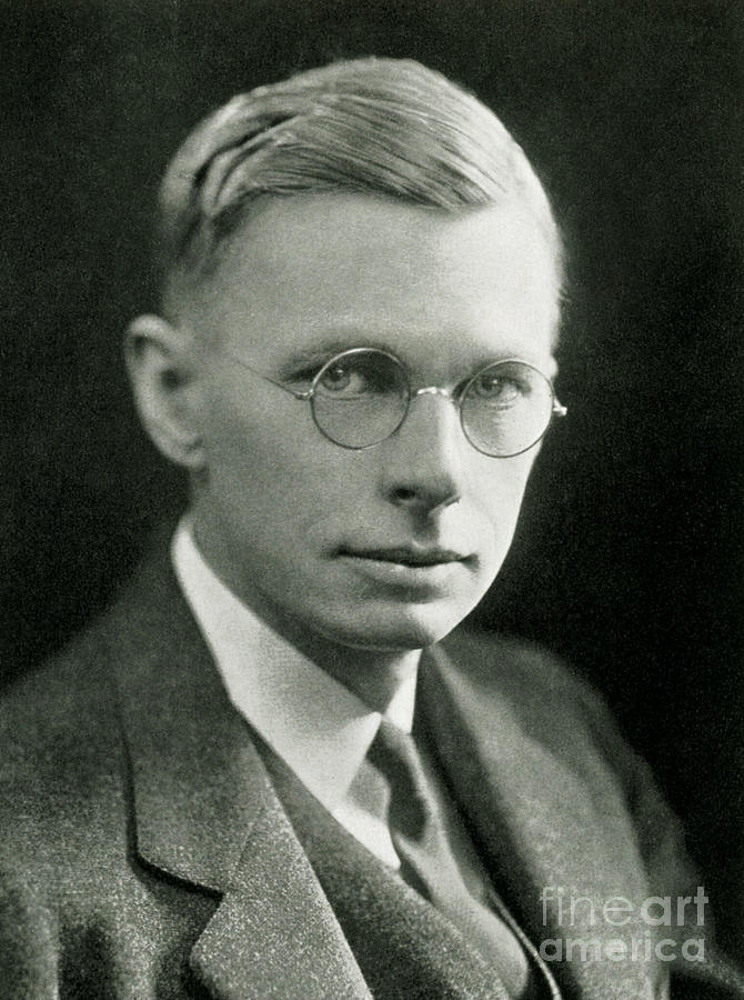 James B. Conant, American Chemist Photograph