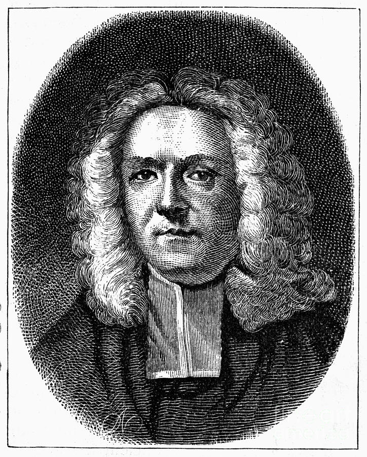 James Blair (1655-1743) Photograph  - James Blair (1655-1743) Fine Art Print