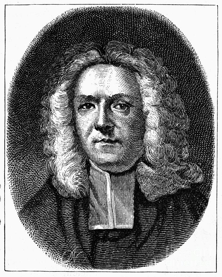 James Blair (1655-1743) Photograph