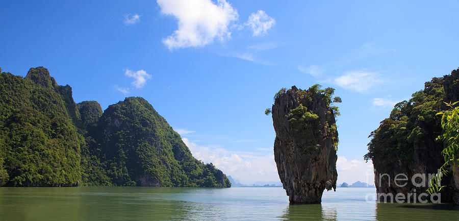 James Bond Island - Ko Tapu Photograph