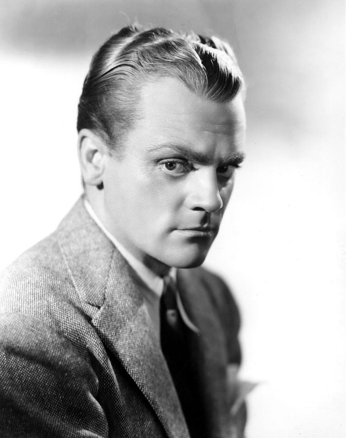 James Cagney, Portrait Photograph  - James Cagney, Portrait Fine Art Print