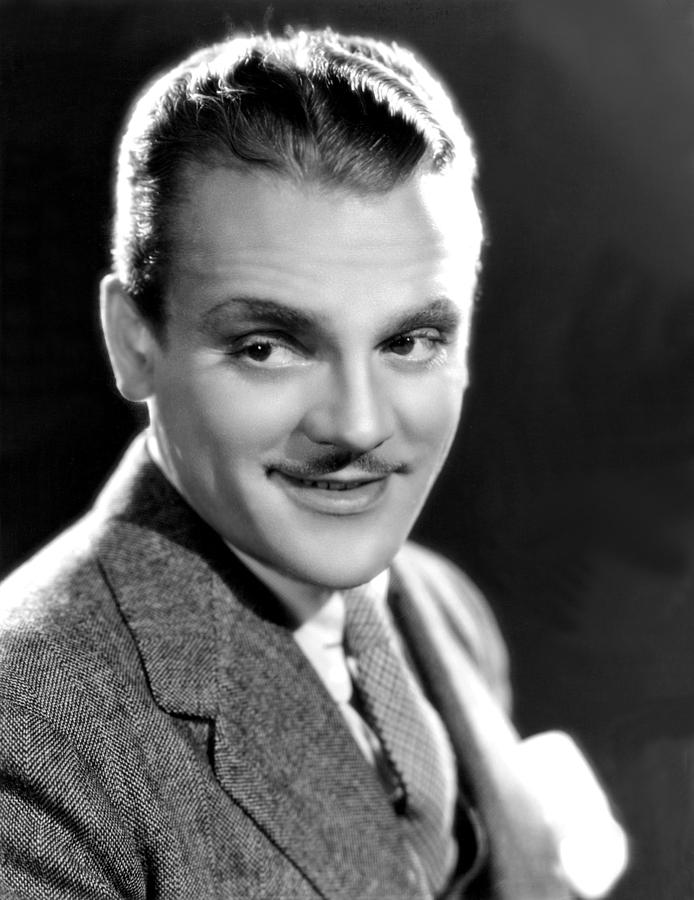 1930s Portraits Photograph - James Cagney, Warner Brothers, 4535 by Everett