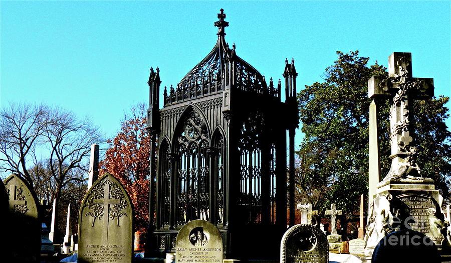 James Monroe Tomb Photograph