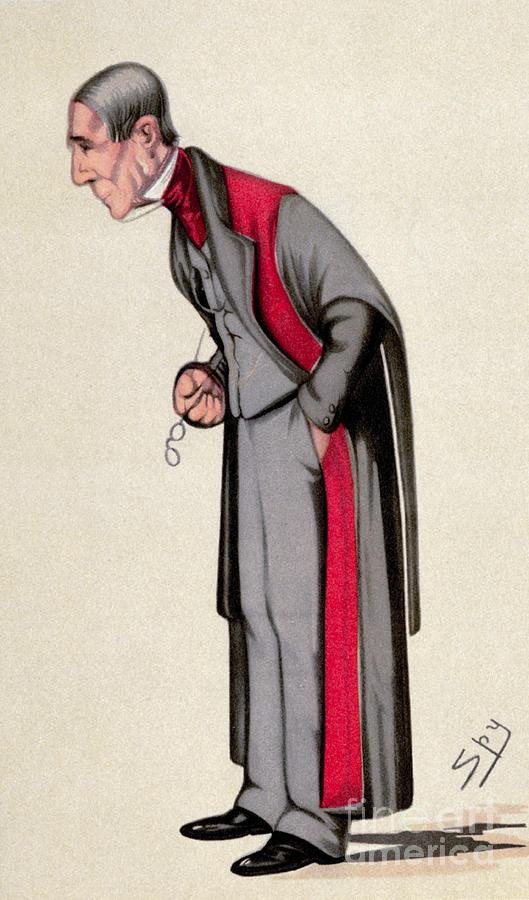 James Paget, English Surgeon Photograph