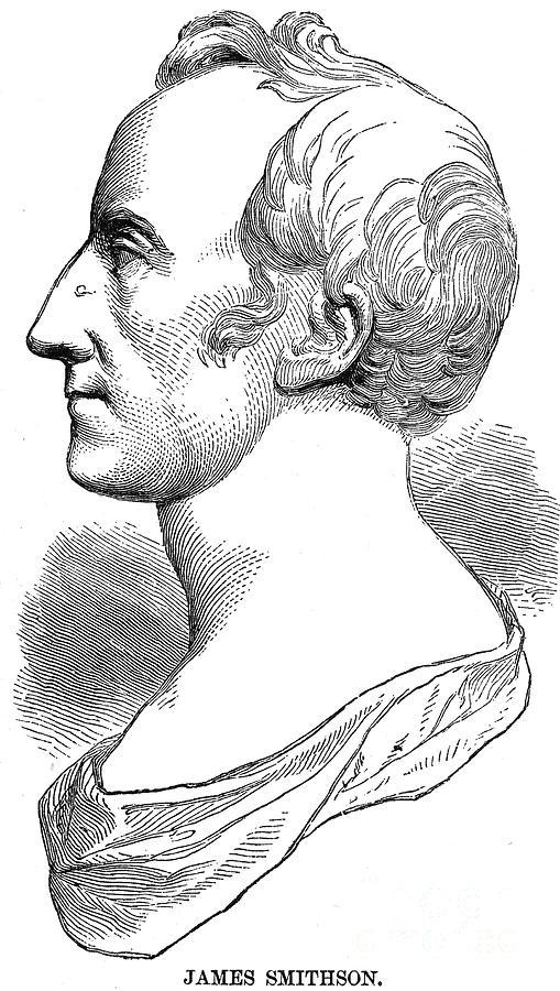 James Smithson (1765-1829) Photograph
