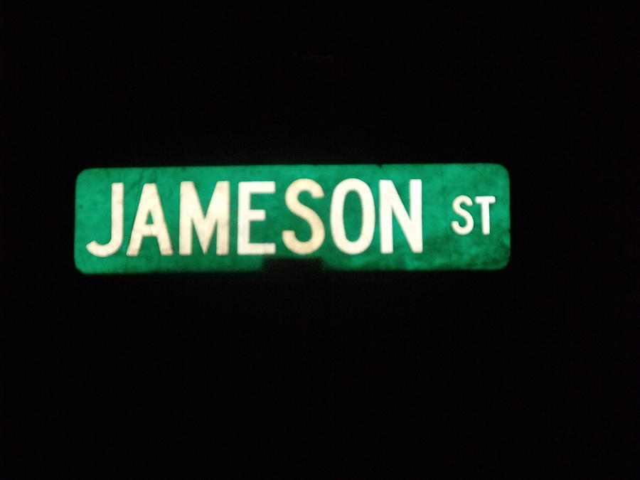 Jameson Street Photograph