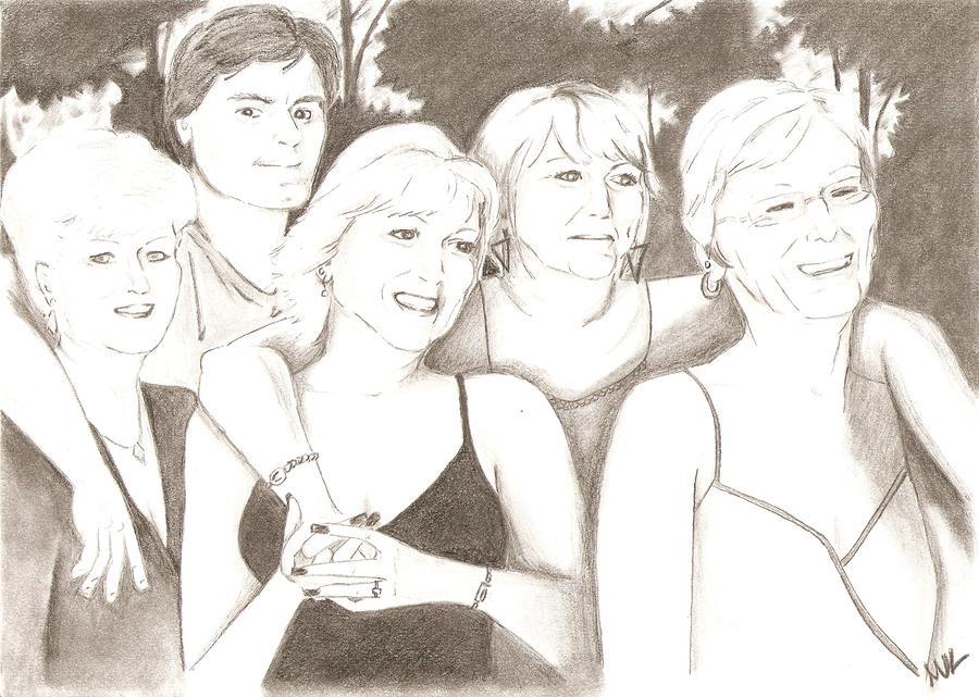 Jamie Drawing