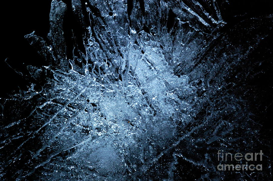 jammer Frozen Cosmos Photograph