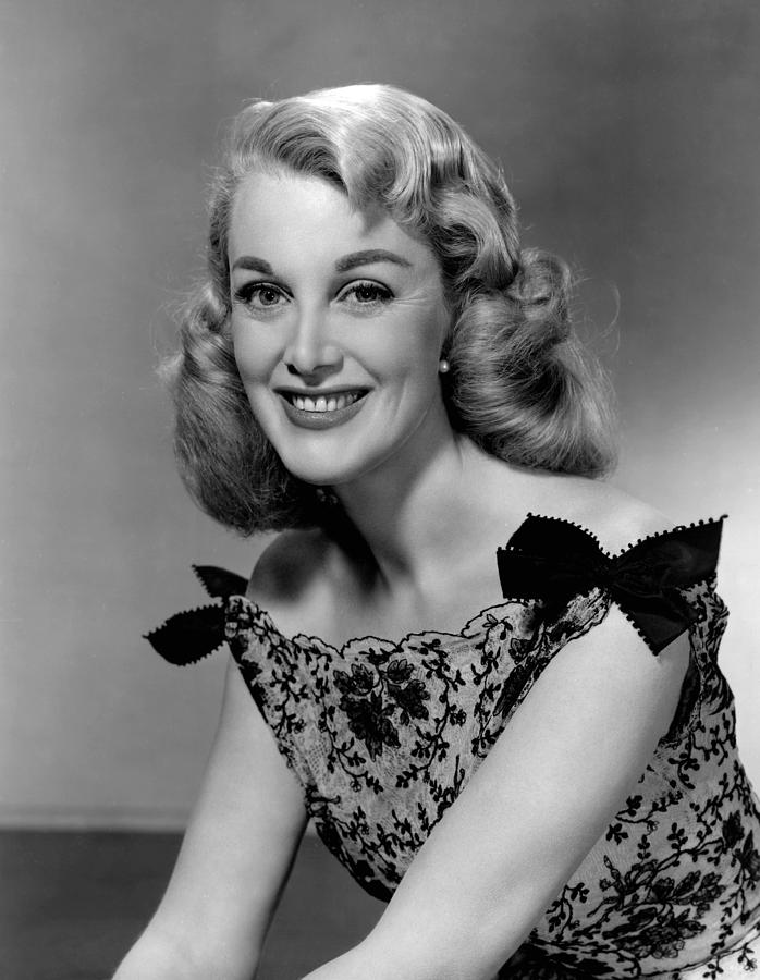 Jan Sterling, 1958 Photograph  - Jan Sterling, 1958 Fine Art Print