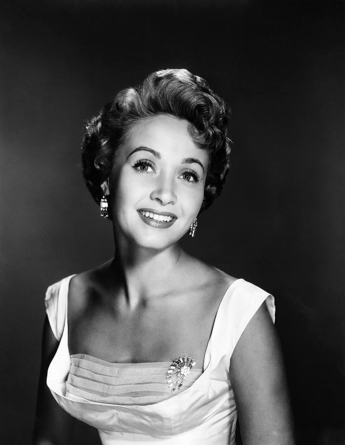 Jane Powell, Ca. 1950s Photograph