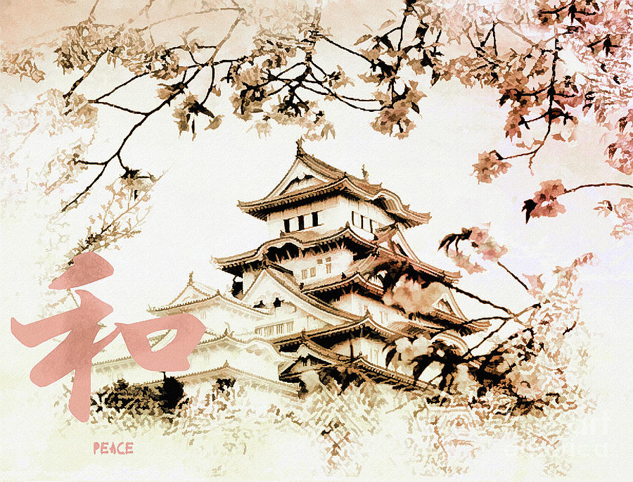 Japanese Peace House b...