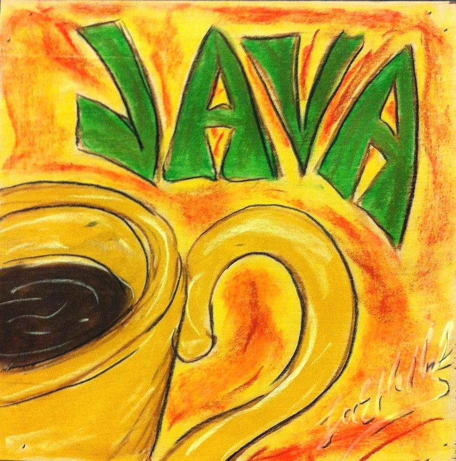 Java Painting  - Java Fine Art Print
