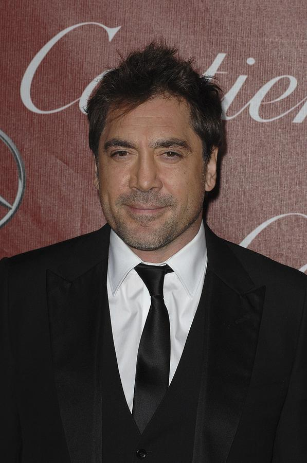 Javier Bardem At Arrivals For 22nd Photograph  - Javier Bardem At Arrivals For 22nd Fine Art Print