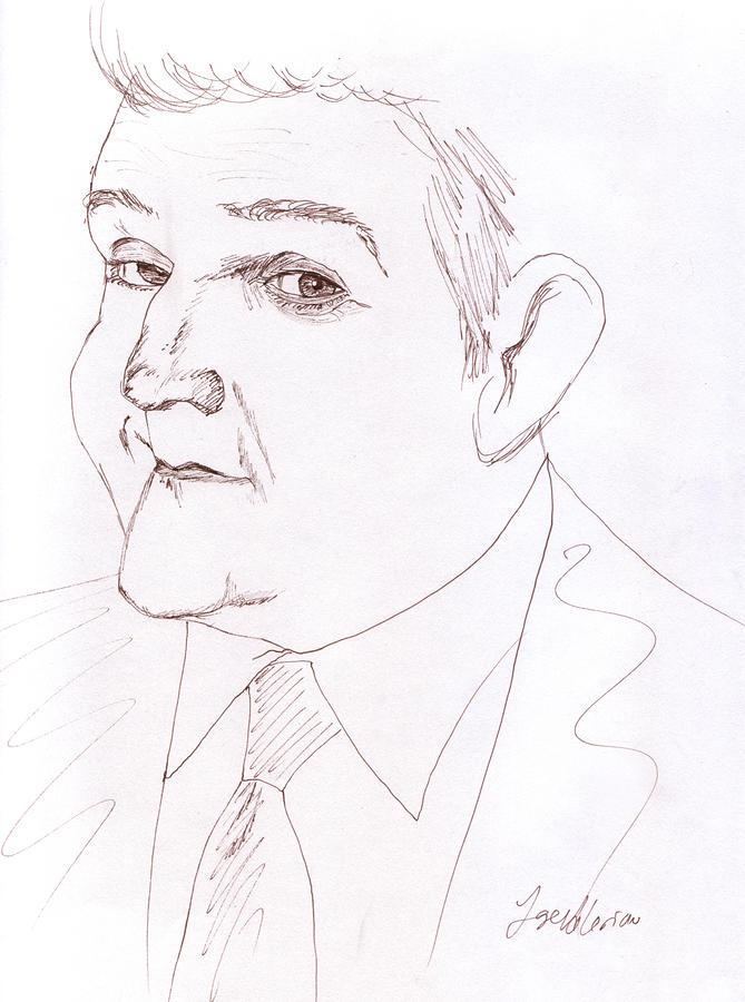 Jay Leno Drawing