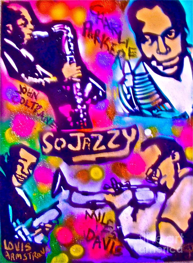 Jazz 4 All Painting