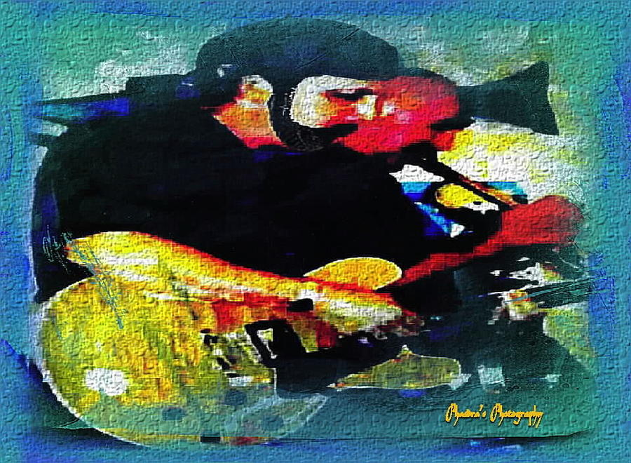 Jazz Duo Photograph  - Jazz Duo Fine Art Print
