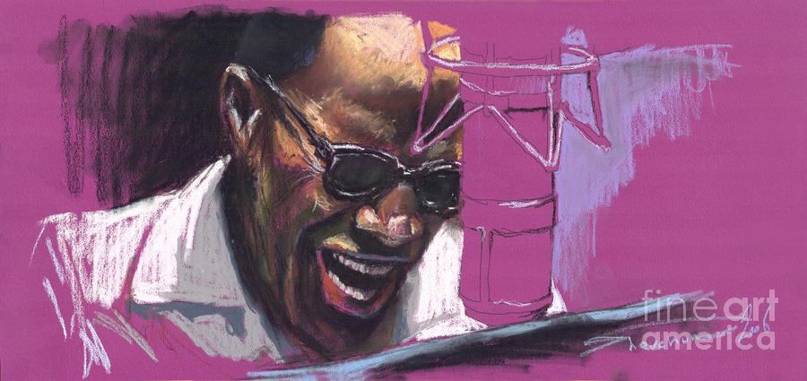 Jazz Ray Painting