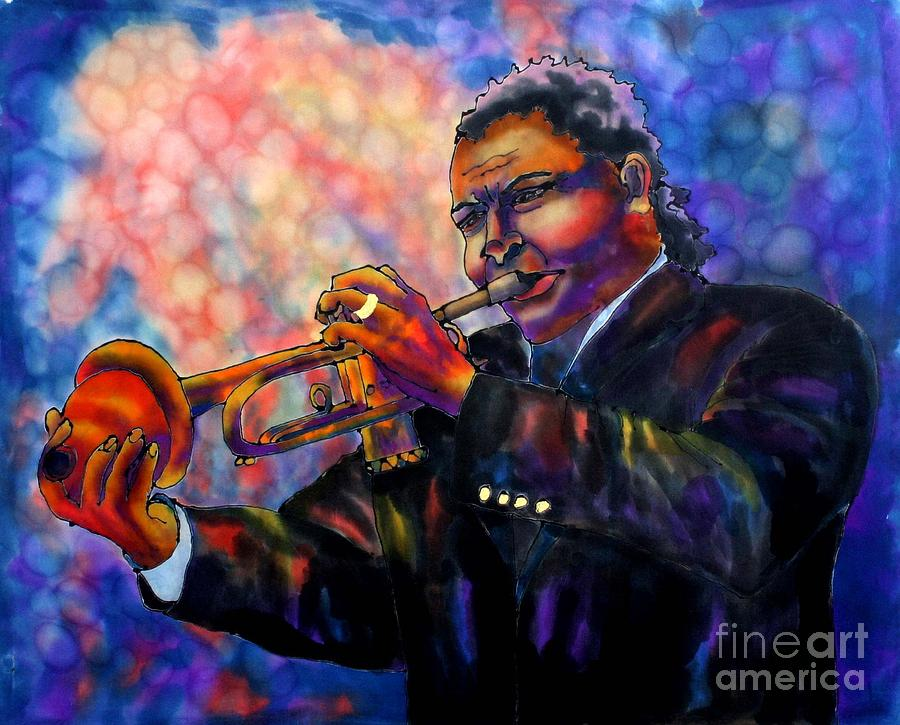 Jazz Solo Painting