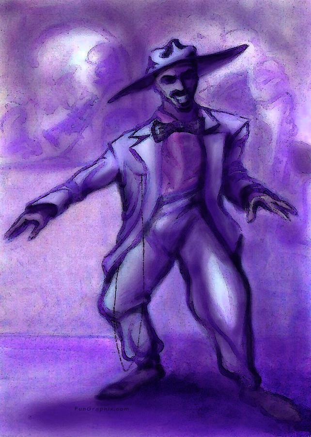 Jazzy Painting