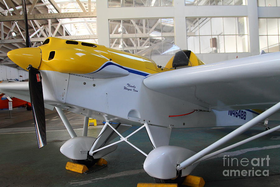 Jdt Mini Max 1600r . Eros . Single Engine Propeller Kit Airplane . 7d11169 Photograph
