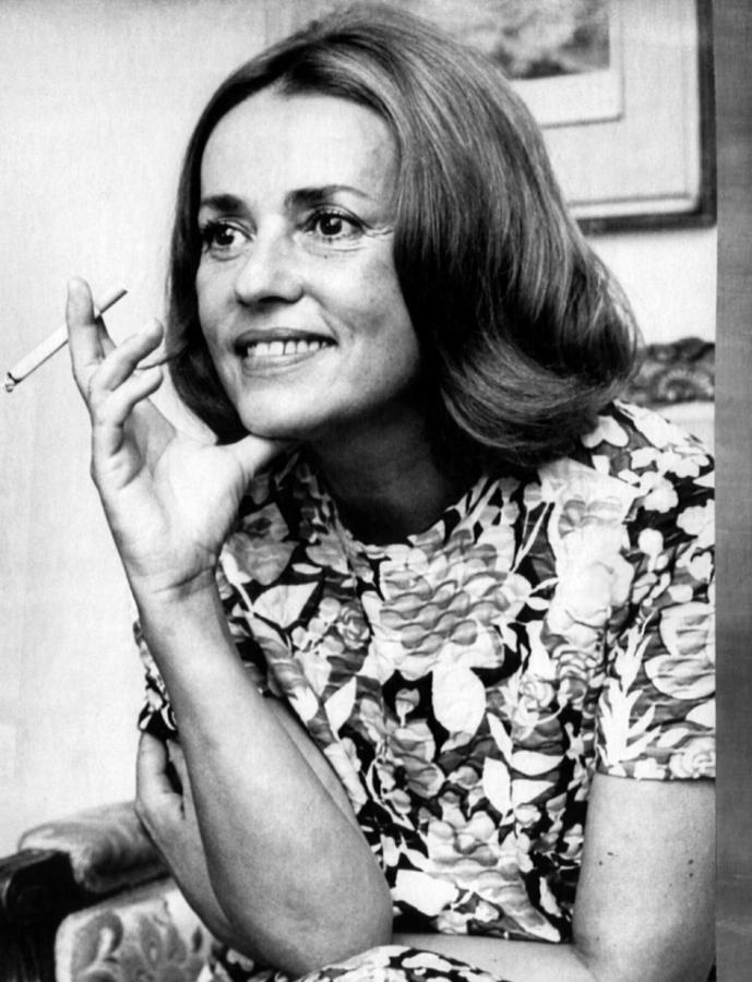 jeanne moreau interview