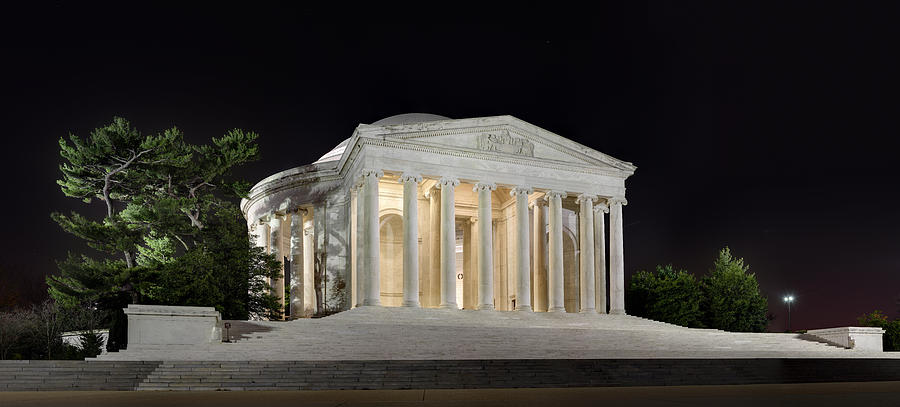 Jefferson Memorial Photograph