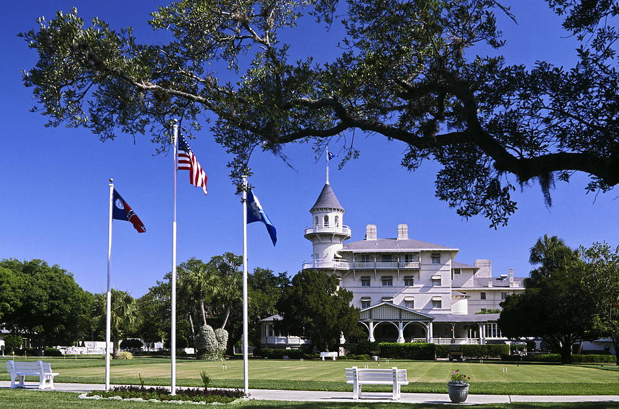 jekyll island hotel: