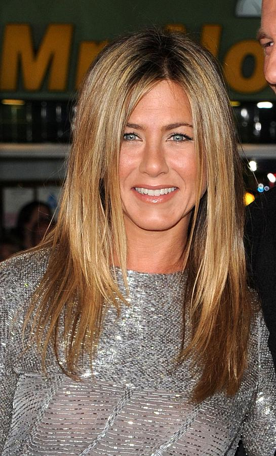 Jennifer Aniston At Arrivals For Love Photograph  - Jennifer Aniston At Arrivals For Love Fine Art Print