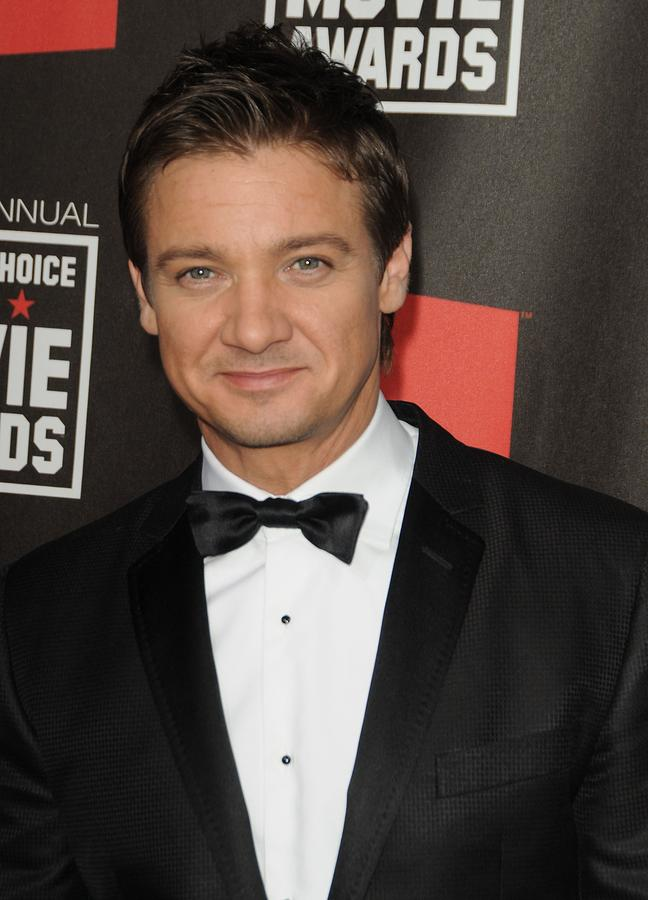 Jeremy Renner At Arrivals For 16th Photograph  - Jeremy Renner At Arrivals For 16th Fine Art Print