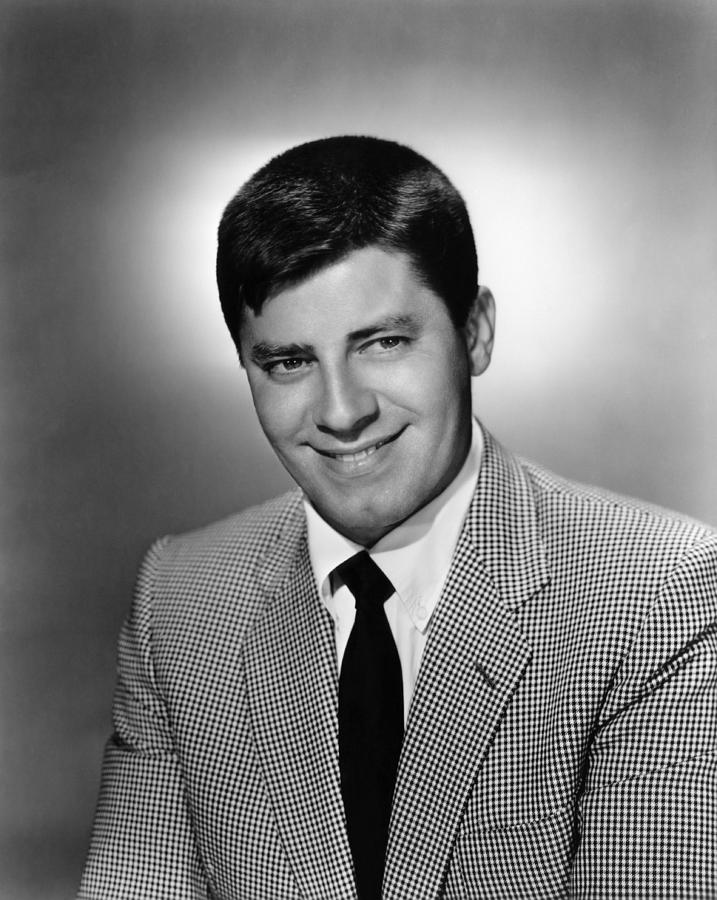 Jerry Lewis, Ca. Late 1950s Photograph