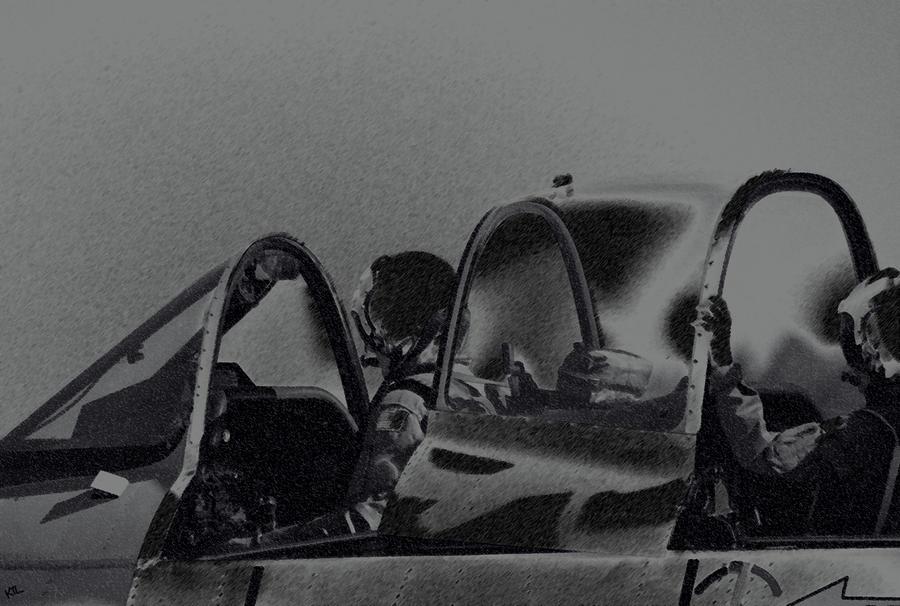 Jet Pilots Photograph