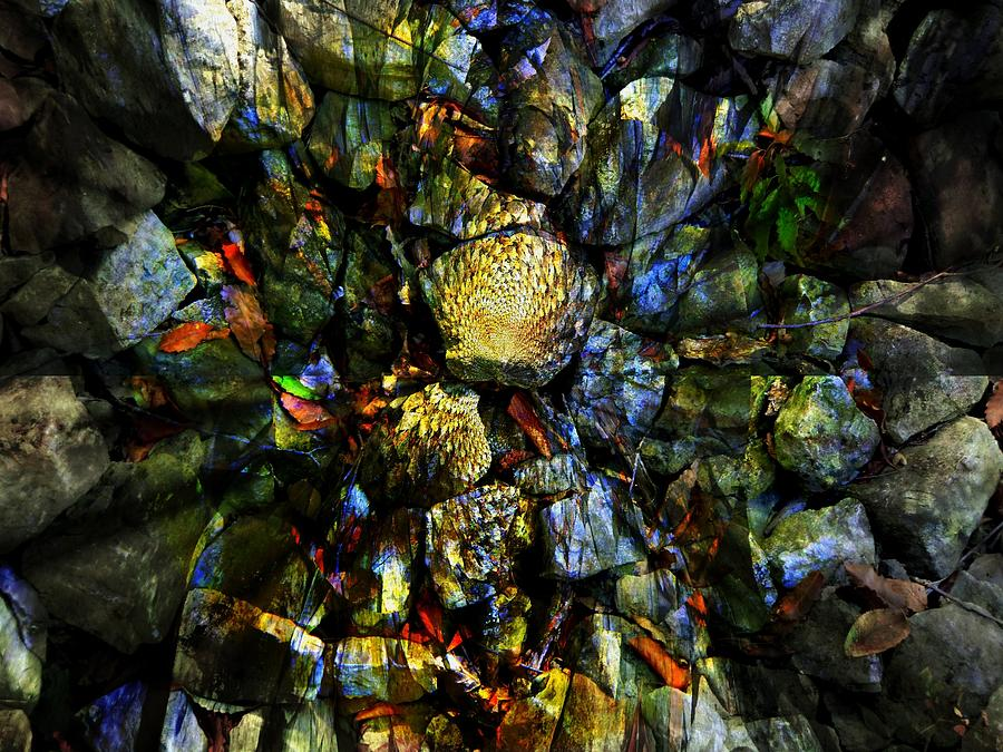 Jeweled Cavern Photograph  - Jeweled Cavern Fine Art Print