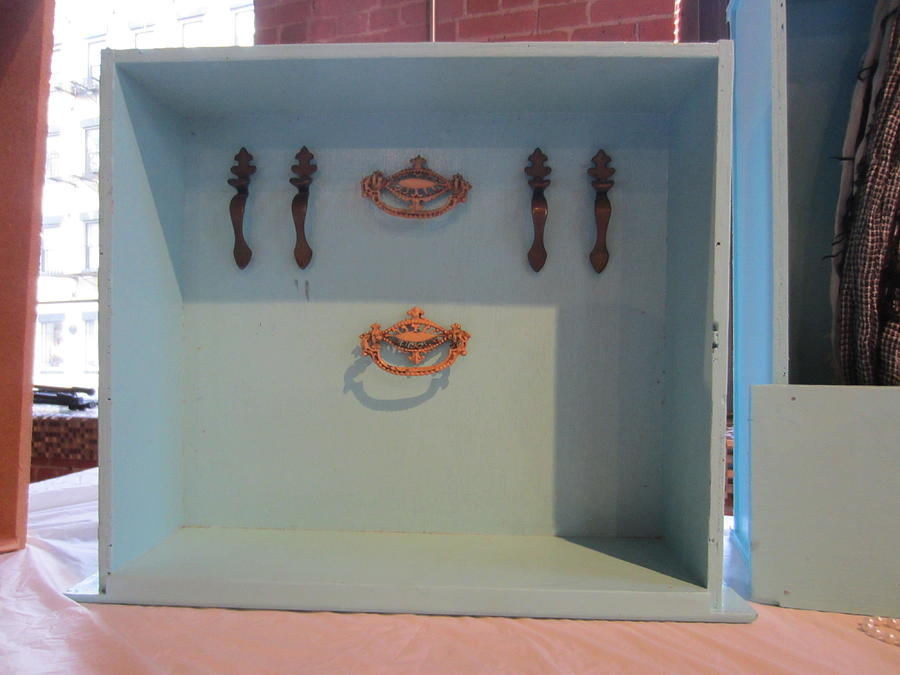 Jewelry Drawer Sculpture