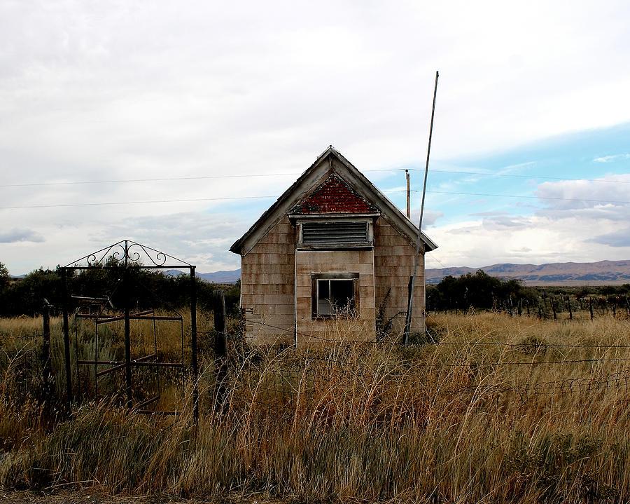 Jiggs One Room Schoolhouse Too Photograph