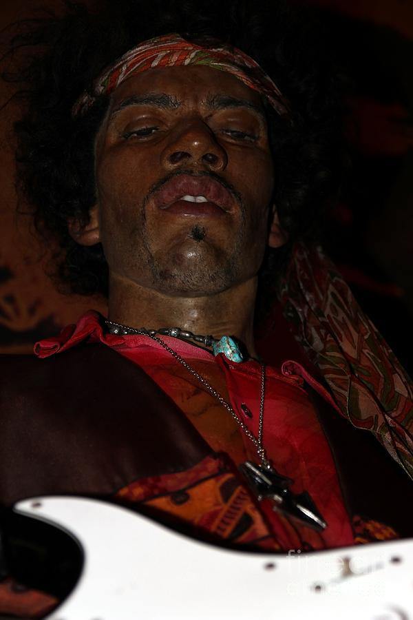 Jimi Hendrix Photograph