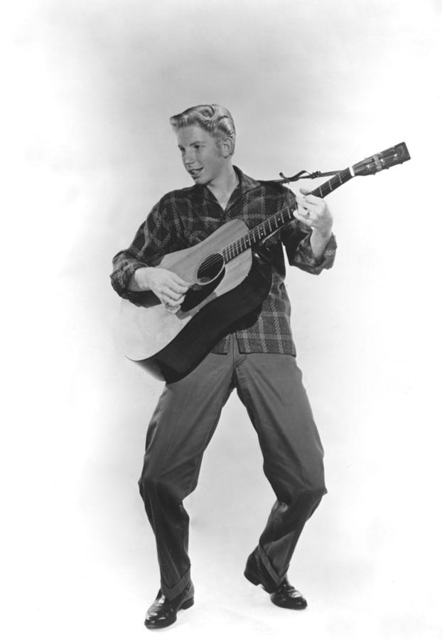 Jimmy Boyd, Ca. 1958 Photograph  - Jimmy Boyd, Ca. 1958 Fine Art Print