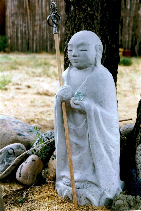 Jizo Bodhisattva - Childrens Protector Photograph