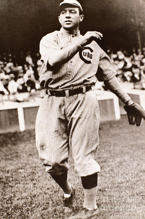 Joe Tinker (1880-1948) Photograph