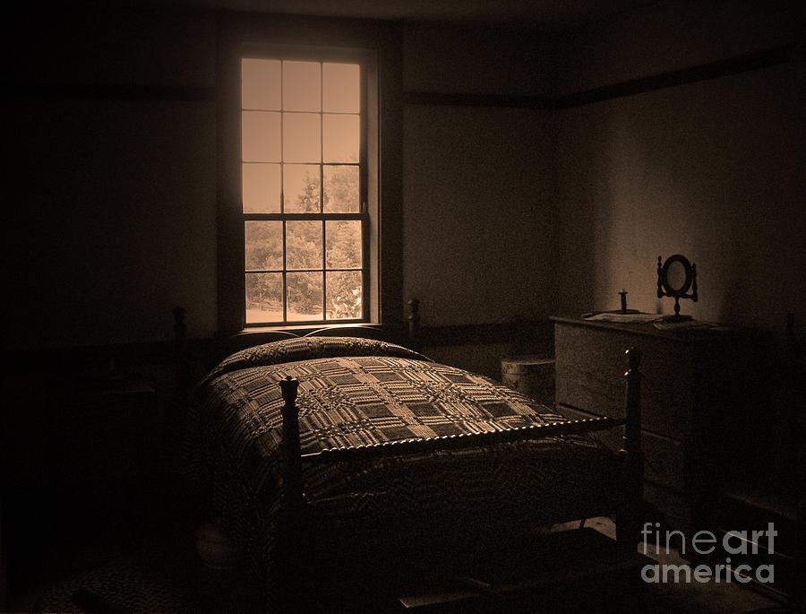 John Browns Bed Photograph